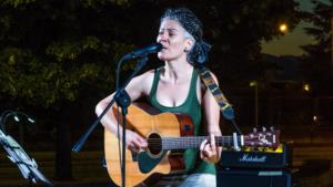 Il palco e il performer: conversazione con Laura Vertamy