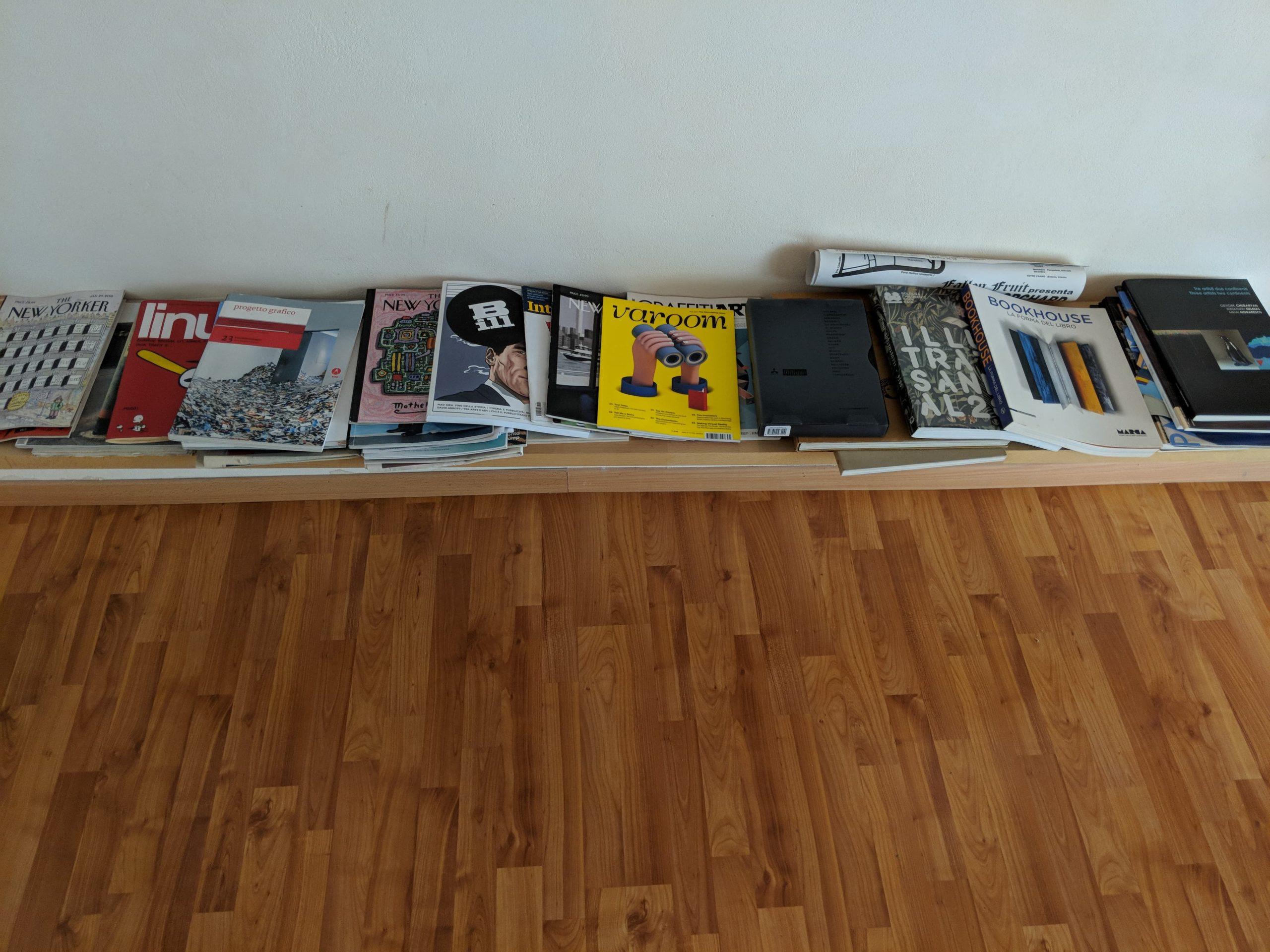 riviste di carta