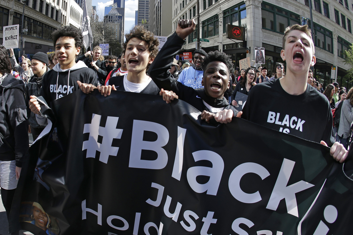 You are currently viewing INDIE BREAKING SPACE – #BlackLivesMatter – LIVE from USA!!!