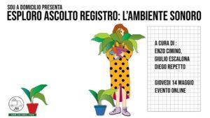 Read more about the article Esploro Ascolto Registro