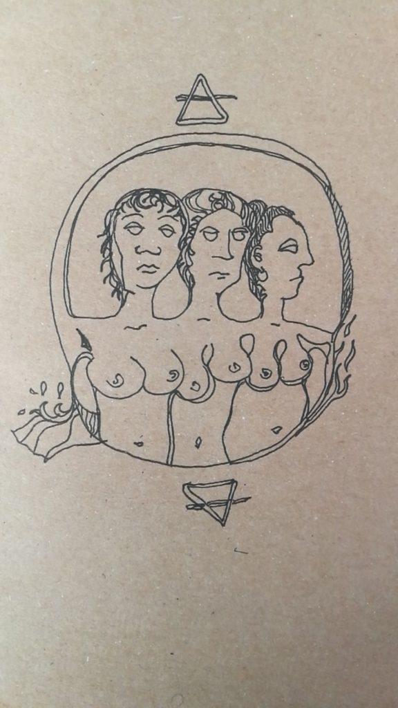 Tre donne. Federico Bonelli