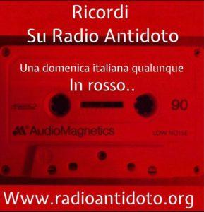 Read more about the article Rosso di Sera
