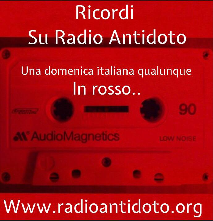 You are currently viewing Rosso di Sera