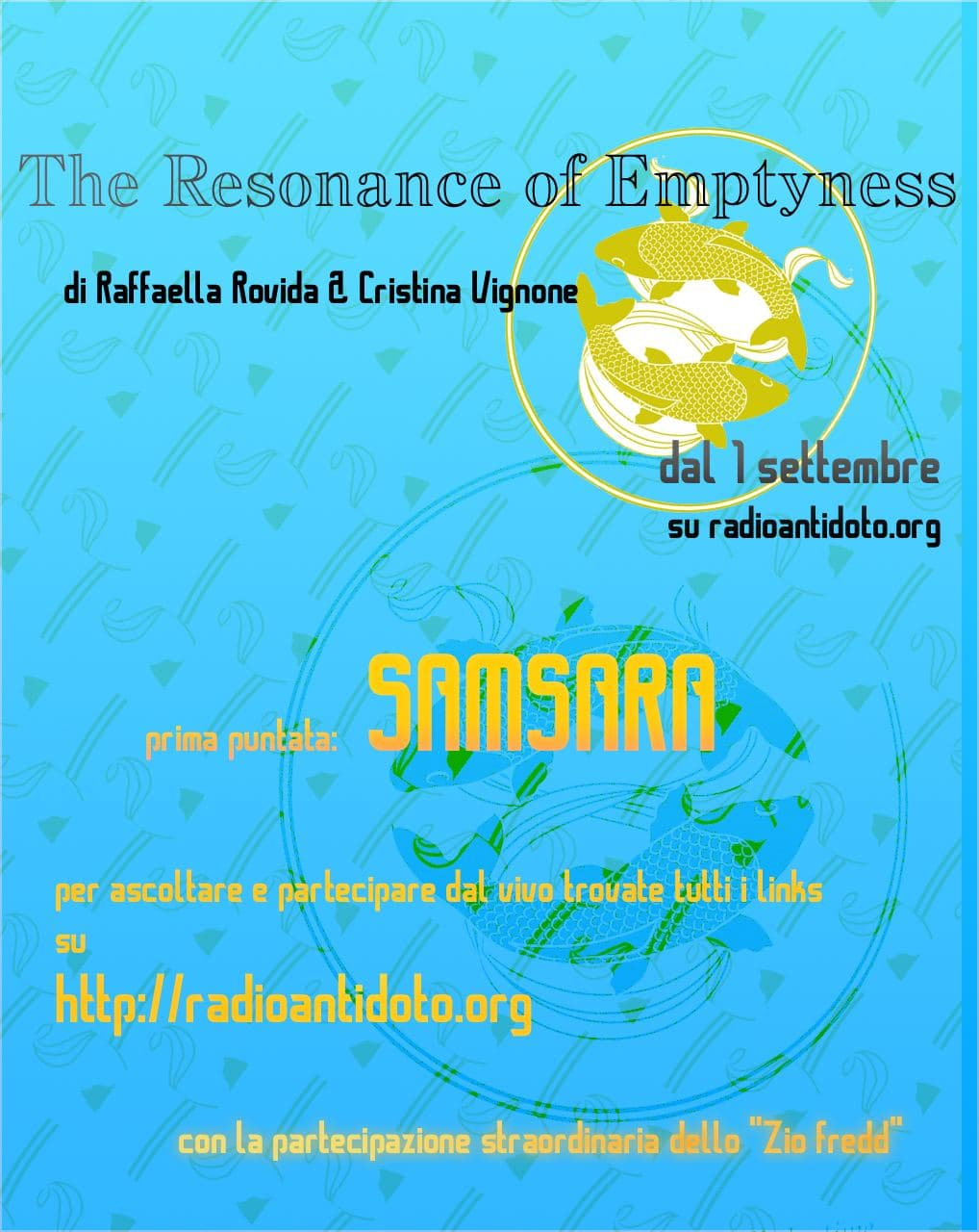 Read more about the article Resonance of Emptiness – Samsara
