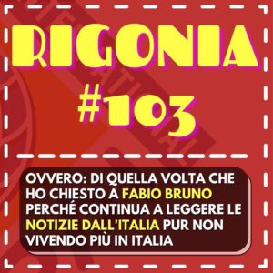 Read more about the article Rigonia #103